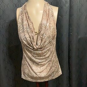 Victoria Secret  Cami/nightie animal print XS